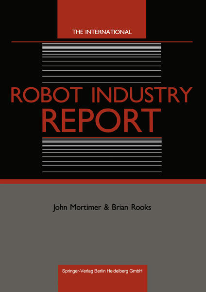 The International Robot Industry Report - Coverbild