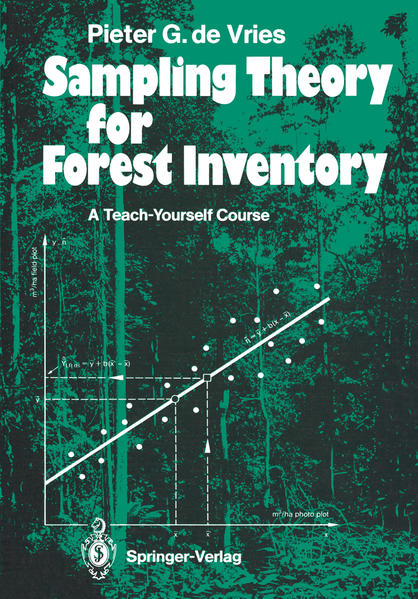 Sampling Theory for Forest Inventory - Coverbild