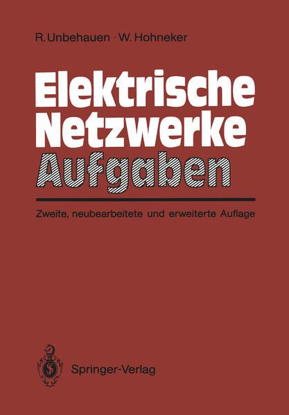 Elektrische Netzwerke Aufgaben - Coverbild