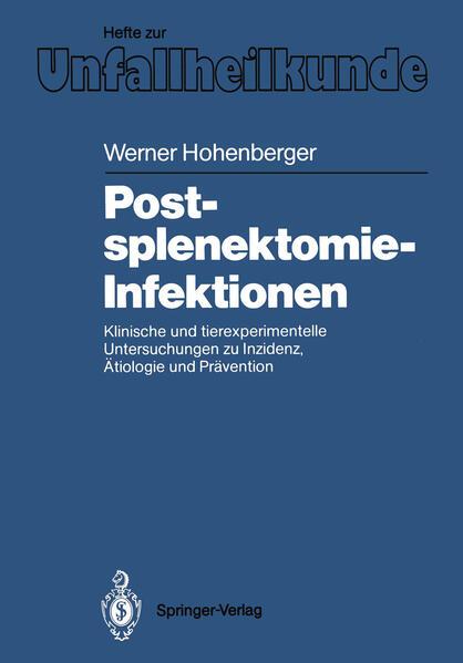 Postsplenektomie-Infektionen - Coverbild