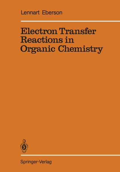 Electron Transfer Reactions in Organic Chemistry - Coverbild