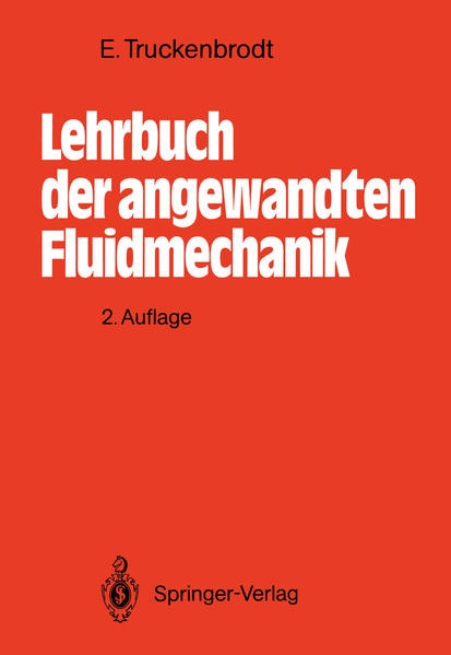 Lehrbuch der angewandten Fluidmechanik - Coverbild