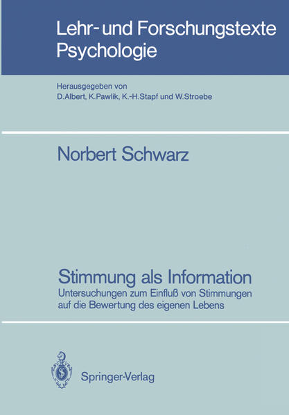 Stimmung als Information - Coverbild