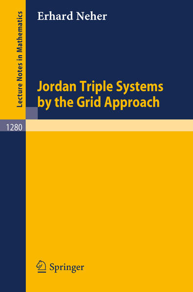 Jordan Triple Systems by the Grid Approach - Coverbild