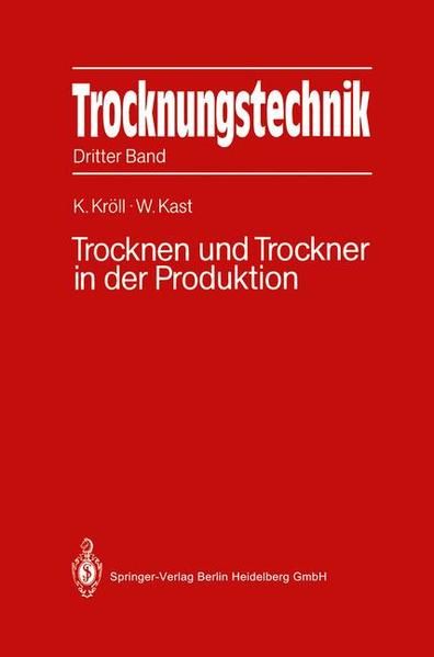 Trocknungstechnik - Coverbild