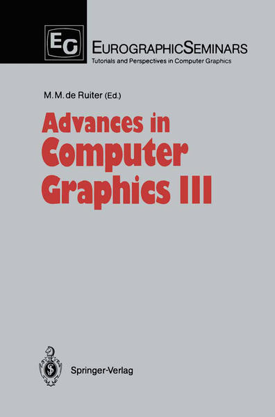 Advances in Computer Graphics III - Coverbild