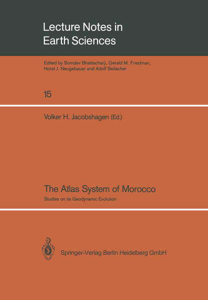 The Atlas System of Morocco - Coverbild
