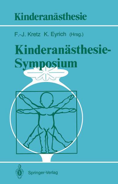 Kinderanästhesie — Symposium PDF Kostenloser Download