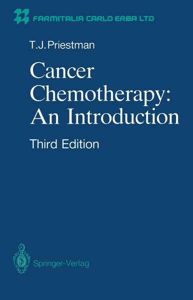 Cancer Chemotherapy: an Introduction - Coverbild