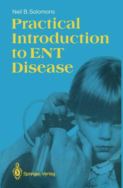 Practical Introduction to ENT Disease - Coverbild