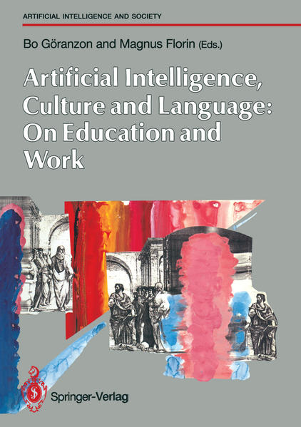 Artifical Intelligence, Culture and Language: On Education and Work - Coverbild