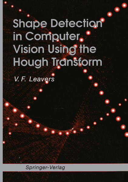 Shape Detection in Computer Vision Using the Hough Transform - Coverbild
