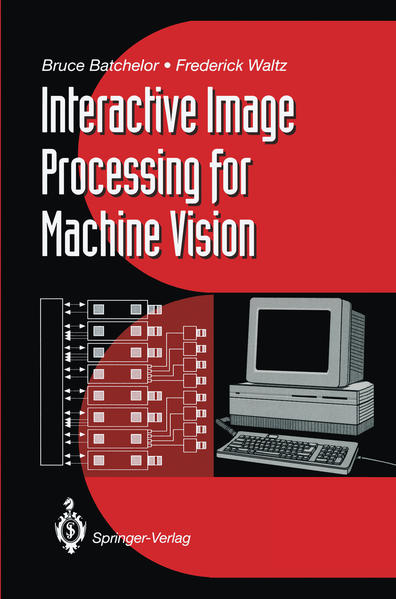 Interactive Image Processing for Machine Vision - Coverbild