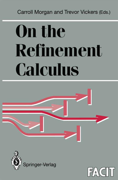 On the Refinement Calculus - Coverbild