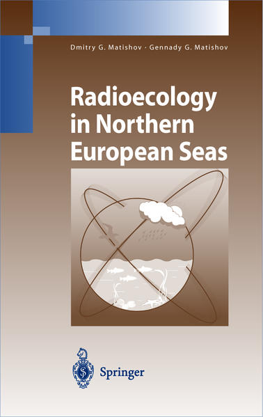 Radioecology in Northern European Seas - Coverbild