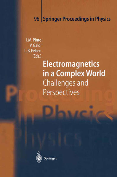 Electromagnetics in a Complex World - Coverbild