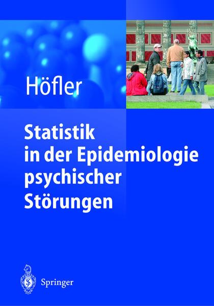 Statistik in der Epidemiologie psychischer Störungen - Coverbild