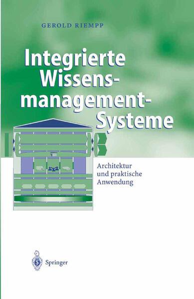Integrierte Wissensmanagement-Systeme - Coverbild