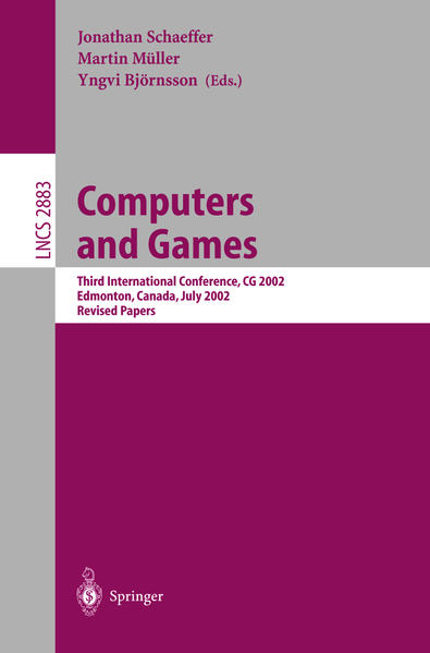 Computers and Games - Coverbild