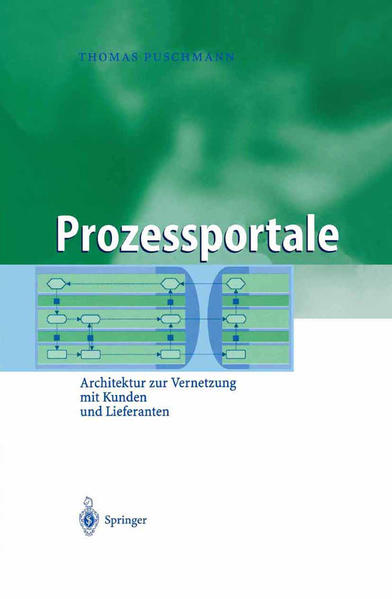 Prozessportale - Coverbild