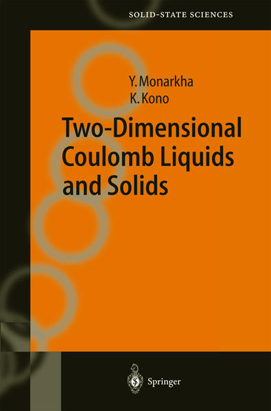 Two-Dimensional Coulomb Liquids and Solids - Coverbild