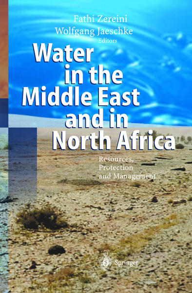 Water in the Middle East and in North Africa - Coverbild