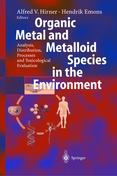 Organic Metal and Metalloid Species in the Environment - Coverbild