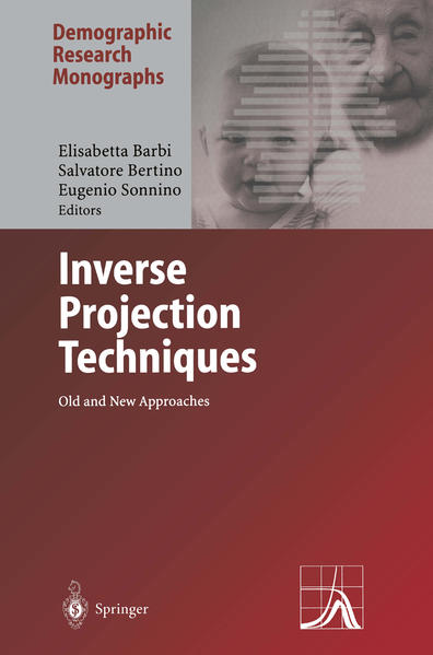 Inverse Projection Techniques - Coverbild