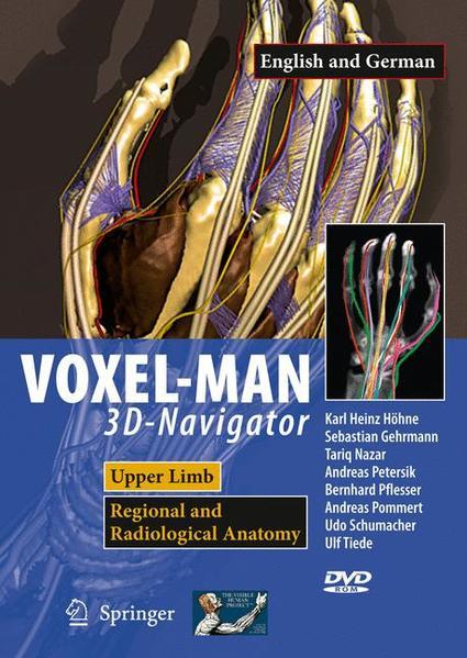 VOXEL-MAN 3D-Navigator - Coverbild