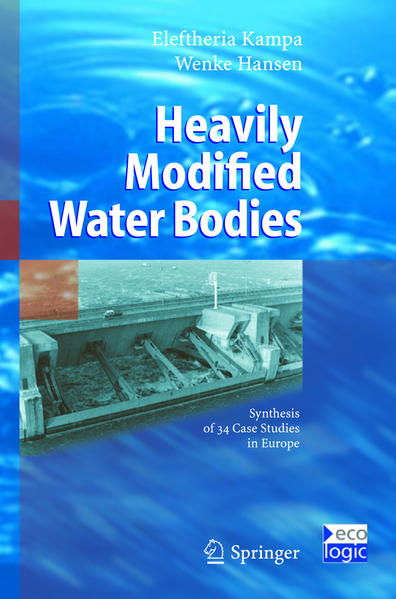 Heavily Modified Water Bodies - Coverbild