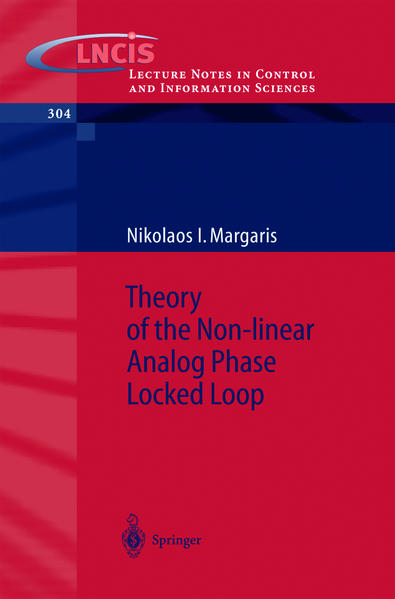 Theory of the Non-linear Analog Phase Locked Loop - Coverbild