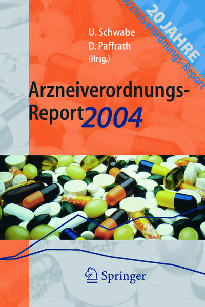 Arzneiverordnungs-Report 2004 - Coverbild