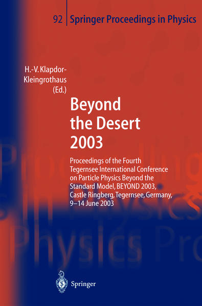 Beyond the Desert 2003 - Coverbild