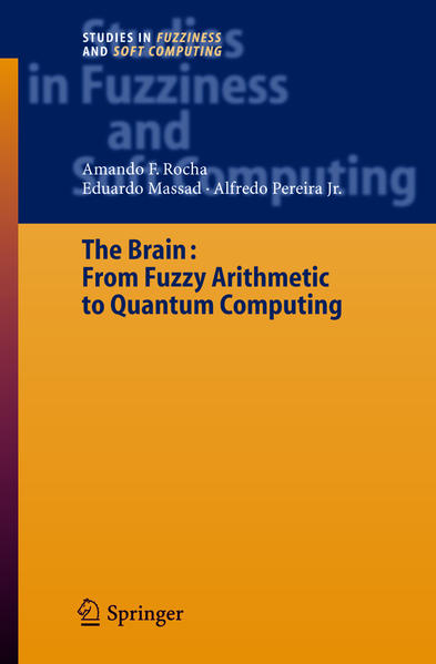 The Brain: Fuzzy Arithmetic to Quantum Computing - Coverbild