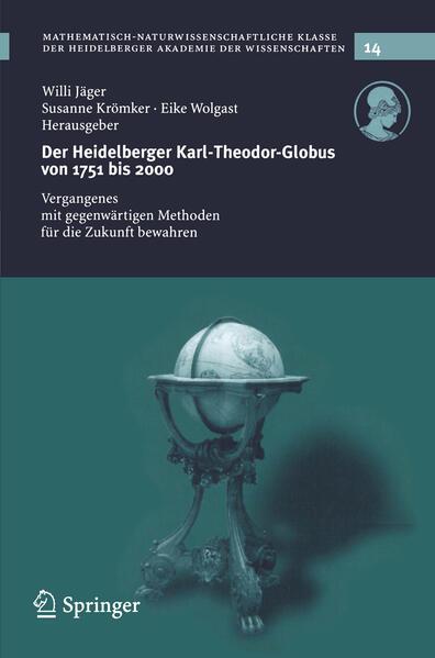 Der Heidelberg Karl-Theodor-Globus von 1751 bis 2000 - Coverbild