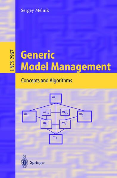 Generic Model Management PDF Jetzt Herunterladen