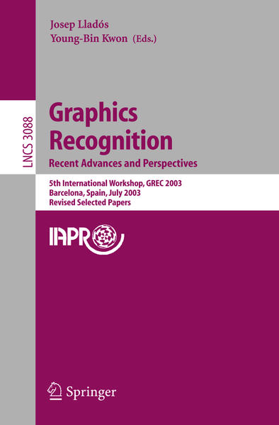 Graphics Recognition. Recent Advances and Perspectives - Coverbild