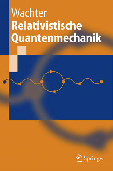 Relativistische Quantenmechanik - Coverbild