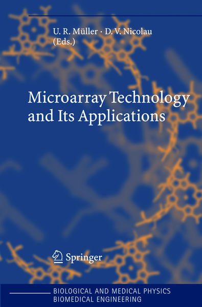 Microarray Technology and Its Applications - Coverbild