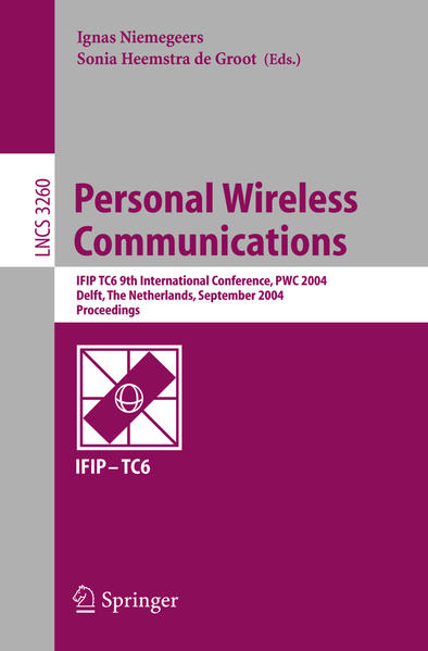 Personal Wireless Communications - Coverbild