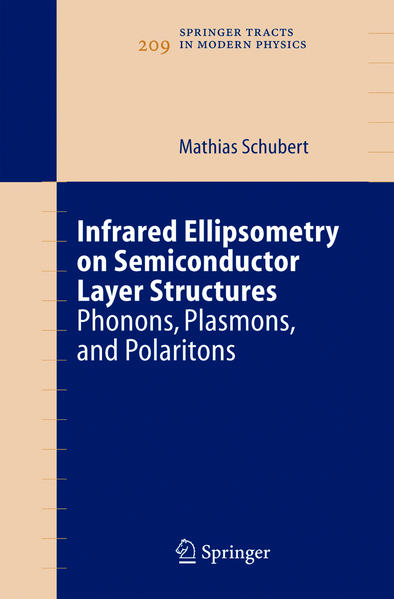 Infrared Ellipsometry on Semiconductor Layer Structures - Coverbild
