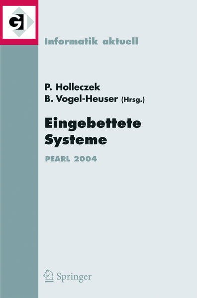 Eingebettete Systeme - Coverbild