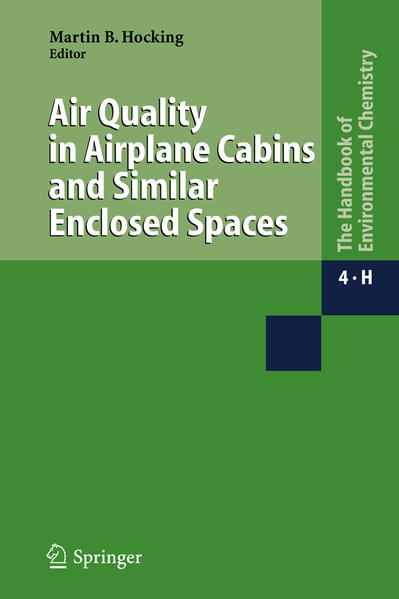 Air Quality in Airplane Cabins and Similar Enclosed Spaces - Coverbild
