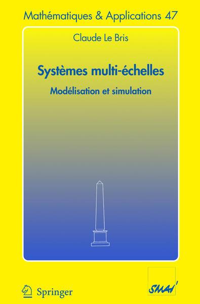 Systèmes multi-èchelles - Coverbild