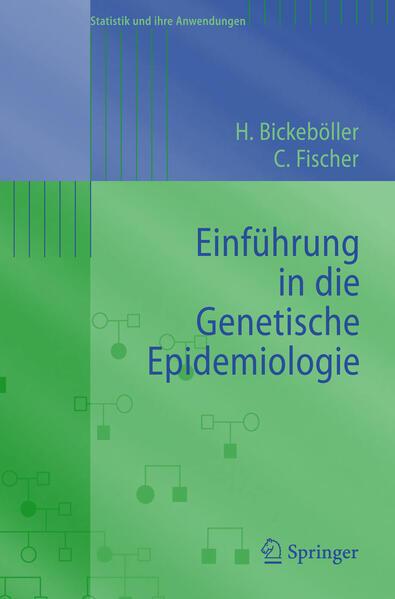 Einführung in die Genetische Epidemiologie - Coverbild