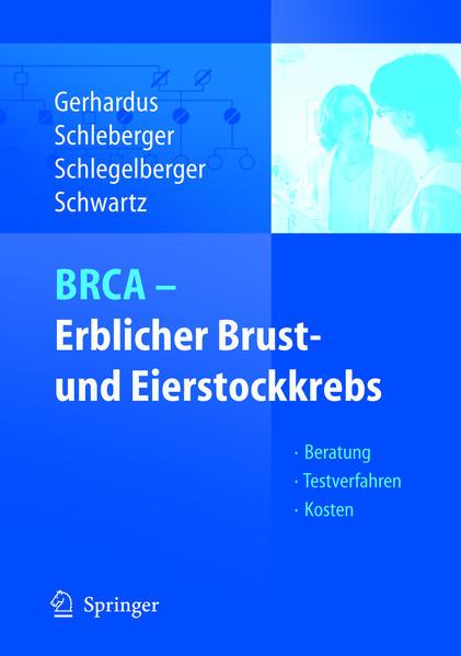 Kostenloses PDF-Buch BRCA - Erblicher Brust- und Eierstockkrebs