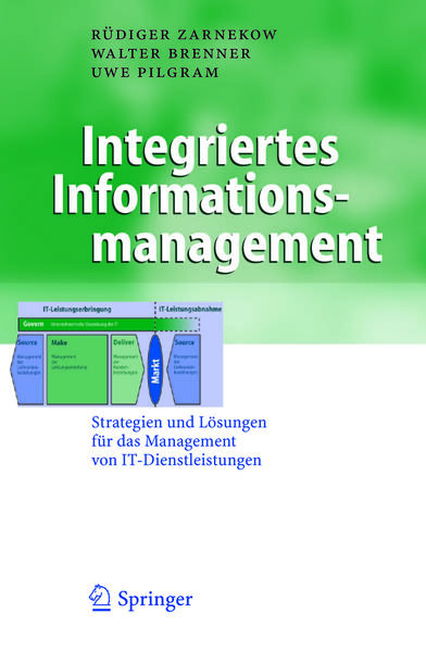 Integriertes Informationsmanagement - Coverbild