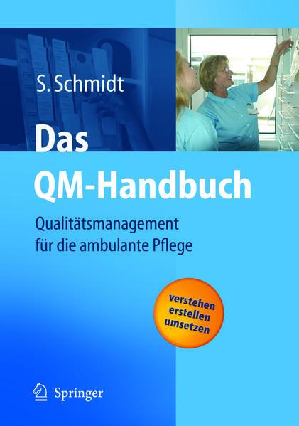 Das QM-Handbuch - Coverbild