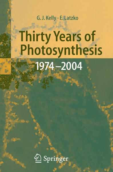 Thirty Years of Photosynthesis - Coverbild