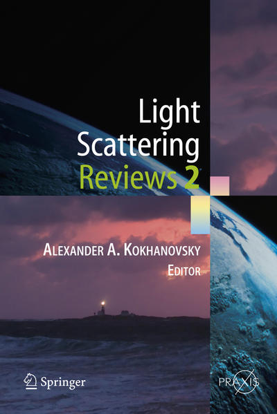 Light Scattering Reviews 2 - Coverbild